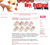 Hey Dollface Beauty Blog